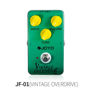 JF-01 VINTAGE OVERDRIVE 빈티지 오버드라이브