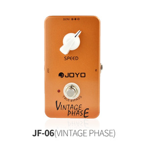 JF-06 VINTAGE PHASE 페이져