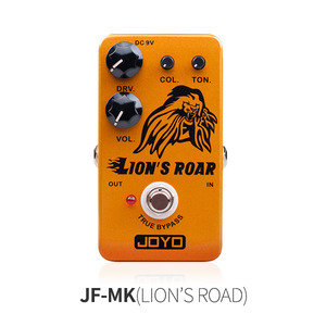 JF-MK [MIKE KERR'S] LION'S ROAD 오버드라이브